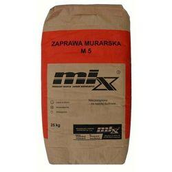 Zaprawa murarska MIX 25kg M-5