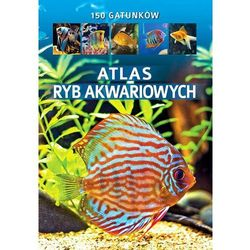 Atlas ryb akwariowych - Maja Prusińska (opr. twarda)