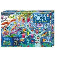 Puzzle, Puzzle und Buch: In der Nacht Robson, Kirsteen