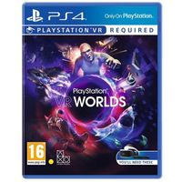 Gry na PS4, VR Worlds (PS4)