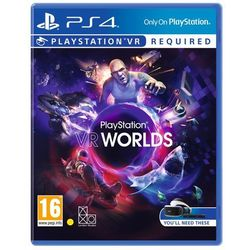 Gra PS4 VR Worlds