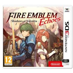 Gra Nintendo 3DS Fire Emblem Echoes: Shadows of Valentia