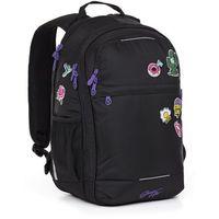 Tornistry i plecaki szkolne, Plecak młodzieżowy Topgal RUBI 17007 G
