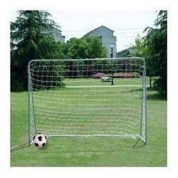 Przenośna bramka do piłki nożnej z siatką