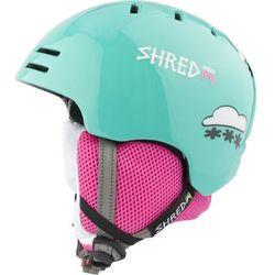 SHRED SLAM CAP MINI NOSEASON - kask snowboard rolki rower R. S 52-55 cm