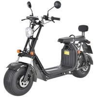 Pojazdy na akumulator, HECHT COCIS BLACK SKUTER E-SKUTER MOTOR ELEKTRYCZNY AKUMULATOROWY MOTOCROSS MOTOREK MOTOCYKL - OFICJALNY DYSTRYBUTOR - AUTORYZOWANY DEALER HECHT promocja (--16%)
