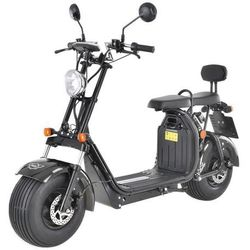 HECHT COCIS BLACK SKUTER E-SKUTER MOTOR ELEKTRYCZNY AKUMULATOROWY MOTOCROSS MOTOREK MOTOCYKL - OFICJALNY DYSTRYBUTOR - AUTORYZOWANY DEALER HECHT promocja (--11%)