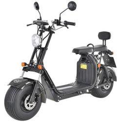 HECHT COCIS BLACK SKUTER E-SKUTER MOTOR ELEKTRYCZNY AKUMULATOROWY MOTOCROSS MOTOREK MOTOCYKL - OFICJALNY DYSTRYBUTOR - AUTORYZOWANY DEALER HECHT promocja (--16%)