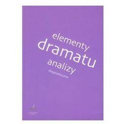 Elementy dramatu Analizy diagnostyczne (opr. miękka)