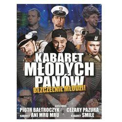 Bezczelnie młodzi - Kabaret Młodych Panów DARMOWA DOSTAWA KIOSK RUCHU