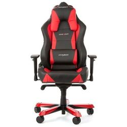 DXRacer fotel Wide WY0/NR, czarny/czerwony (WY0/NR)