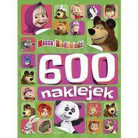 Naklejki, Masza i Niedźwiedź 600 naklejek - Jeśli zamówisz do 14:00, wyślemy tego samego dnia.