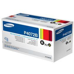 Samsung oryginalny toner CLT-P4072B, black, 3000 (2x1500)s, Samsung CLP-325, CLX-3185, 2szt