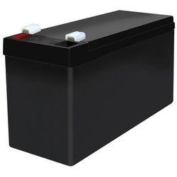Qoltec Akumulator żelowy | 12V | 9Ah | max.90A | AGM