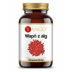 Yango, Wapń z Alg Czerwonych, 90 kaps