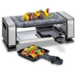 Kuchenprofi - Raclette / grill stołowy Vista 2, dla 2 osób