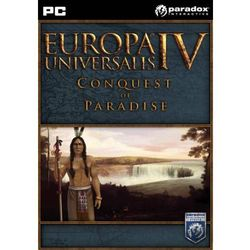 Europa Universalis 4 Conquest of Paradise (PC)