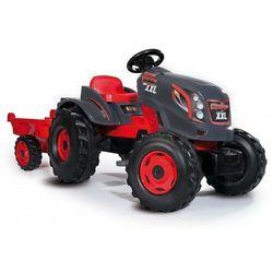 Traktor XXL + przyczepa