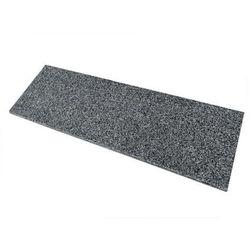 Parapet granitowy Knap 122 x 30 x 2 cm dark