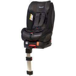 BABYSAFE Fotelik 0-18 kg SCHNAUZER GREY BLACK | szybka