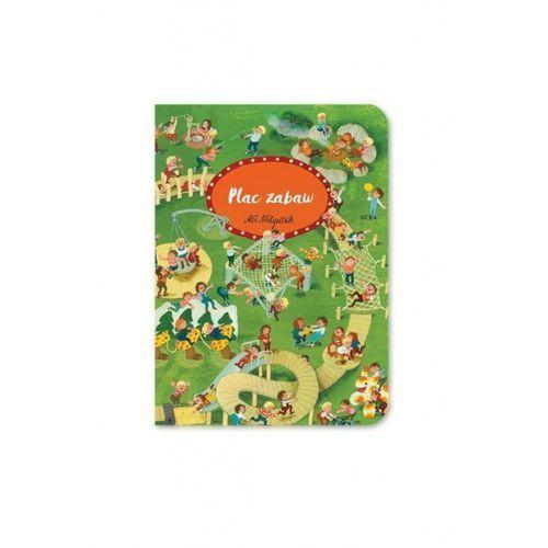 """Książki dla dzieci, Książka """"Plac zabaw"""" 1Y38EP Oferta ważna tylko do 2023-04-02"""