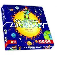 Gry dla dzieci, Galaktyczni Zdobywcy - Zielona Sowa