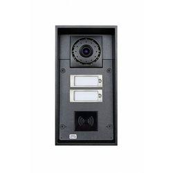 2N Helios IP Force Domofon dwuprzyciskowy, kamera, możliwość RFID
