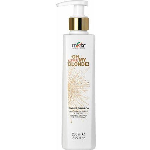 Mycie włosów, Itely Hairfashion OH MY BLONDE! BLONDE SHAMPOO Szampon perłowy do włosów blond (250 ml)