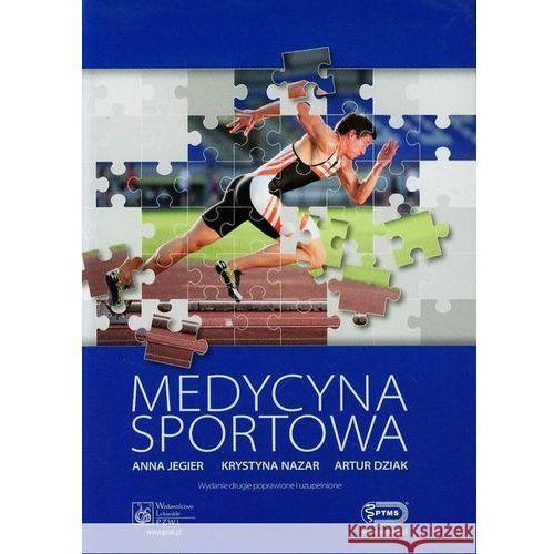 Książki medyczne, Medycyna sportowa (opr. miękka)