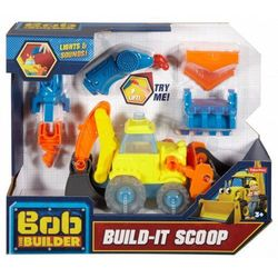 Mattel BOB Mówiąca Koparka Zbuduj mnie