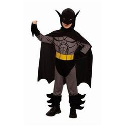 Kostium dziecięcy Batman - L - 130/140 cm