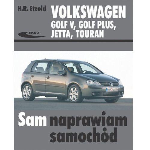 Biblioteka motoryzacji, Volkswagen Golf V, Golf Plus, Jetta, Touran (opr. broszurowa)
