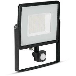 Naświetlacz 50W 6400K V-TAC SAMSUNG LED z czujnikiem VT-50-S
