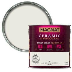 Farba Ceramiczna Magnat Ceramic C62 Alabastrowy Kryształ 2.5l