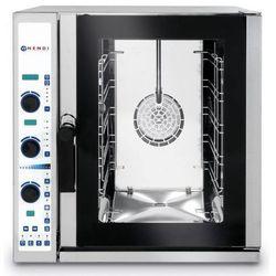 Piec konwekcyjno-parowy 5 x GN2/3 | elektryczny | sterowanie elektroniczne | 230V | 3,2kW