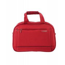 PUCCINI torba podróżna podręczna z kolekcji NEW ROMA materiał poliester