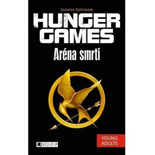 Pozostałe książki, Hunger Games 1 - Aréna smrti Collins Suzanne