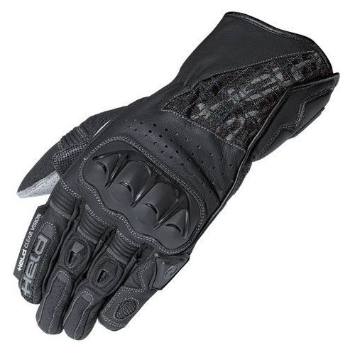 Rękawice motocyklowe, RĘKAWICE SKÓRZANE HELD AIR STREAM II BLACK