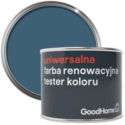 Tester farby renowacyjnej uniwersalnej GoodHome antibes satyna 0,07 l