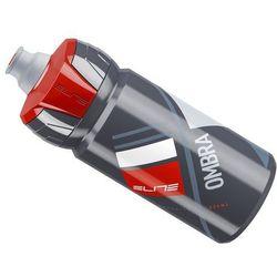 Bidon ELITE Ombra czerwony-szary / Pojemność: 550 ml