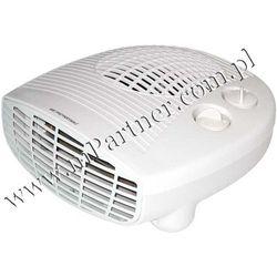 Termowentylator leżący 1000/2000W + termostat