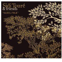 Sahel Folk - Toure Sidi Friends (Płyta CD)