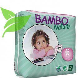 BAMBO Nature XL (16-30kg) 22 szt. - pieluszki jednorazowe