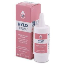 Krople do oczu HYLO-DUAL 10 ml