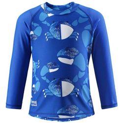 Reima koszulka do pływania Borneo UV 50+ Blue 86 - BEZPŁATNY ODBIÓR: WROCŁAW!