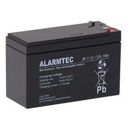 Akumulator AGM Alarmtec BP 7-12 (12V 7Ah)