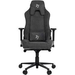 Arozzi fotel na kółkach Vernazza Soft Fabric, ciemnoszary (VERNAZZA-SFB-DG)