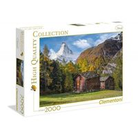 Puzzle, Puzzle High Quality Collection Fascination With Matterhorn 2000