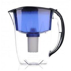 Aquaphor Dzbanek filtrujący Ideal 2,8 l + 3 szt wkładów B100-15 Standard (kolor granatowy)