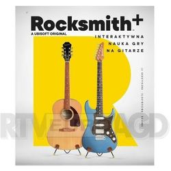 Rocksmith+ Interaktywna nauka gry na gitarze (subskrypcja 3 mies.) Gra PlayStation 5 UBISOFT